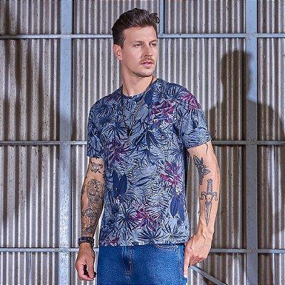 Camiseta Masculina Full Print