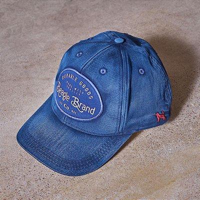 Boné Masculino Beagle Brand Azul