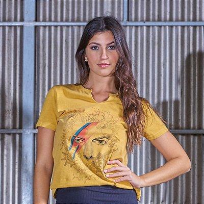 Camiseta Feminina Rock And Roll