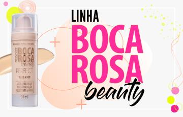 Linha Boca Rosa Beauty