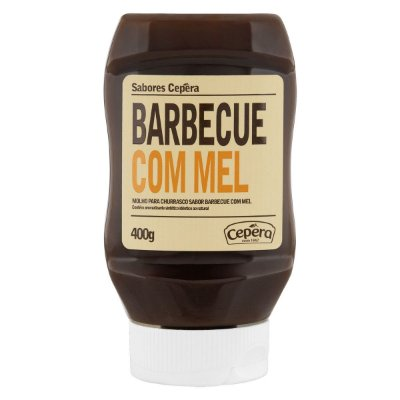 Barbecue Com Mel Sabores Cepêra 400g