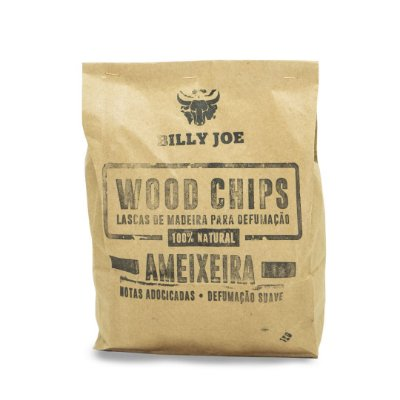 Wood Chips Ameixeira Billy Joe - 1Kg