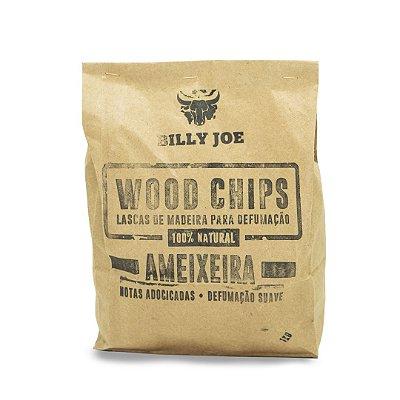 Wood Chips Ameixeira Billy Joe - 1Kg