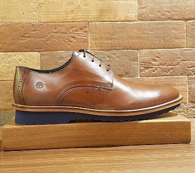 Sapato Casual Teselli Dublin Whisky 341008