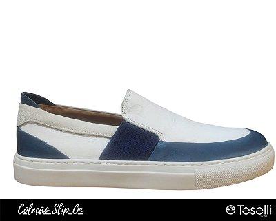 Slipon Teselli Tacona Off White 398505