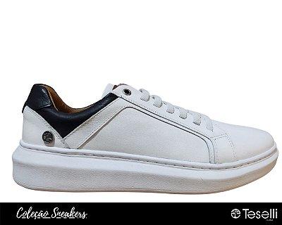 Tênis Sneaker Teselli Morgan Branco 1411