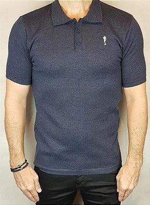 Camisa Polo Teselli by Zip Off Algodão Retilíneo