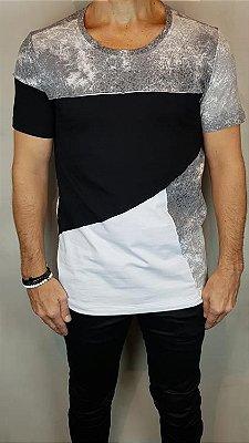 Camiseta Teselli by Pargan Marmorizada Moda