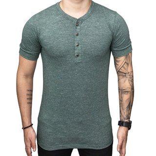 Camiseta Teselli by Paradise Henley Verde