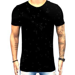Camiseta Teselli by Paradise Poa Preto