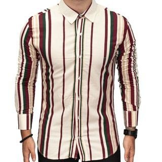 Camisa Teselli by Paradise Social Listras