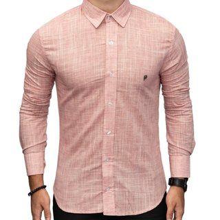 Camisa Teselli by Paradise Social Linho Rosa