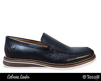Loafer Teselli Steve II Preto