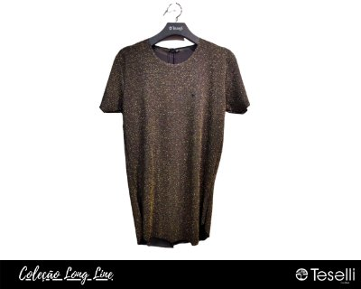 Camisa Long Line Totanka Premium