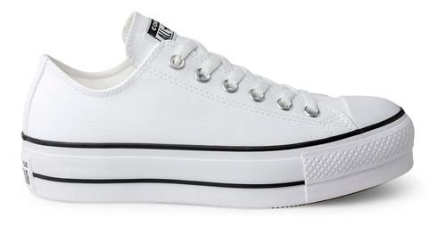 Tênis Converse Chuck Taylor All Star Plataform Ox Ct09830001