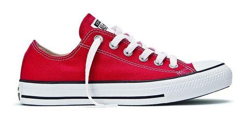 Tênis Converse All Star Ct As Core Ox Vermelho Ct00010004