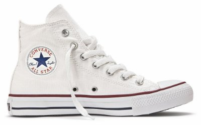 Tênis Converse All Star Ct As Core Hi Branco Ct00040001