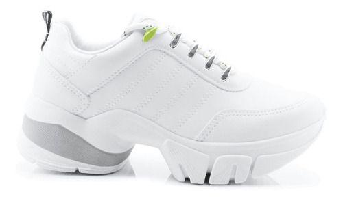 Tênis Ramarim Sneaker Be New Feminino Branco 2080203