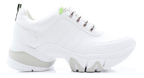 Tênis Ramarim Sneaker Be New Feminino Branco 2080103
