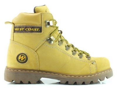 Bota West Coast Work Extreme Camel 5790