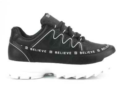 Tênis Ramarim Sneaker  Feminino Preto 2175102