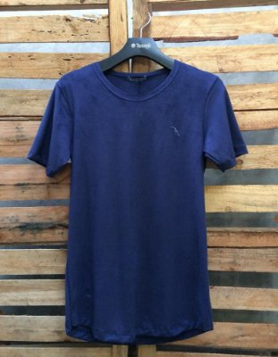 Camiseta BW Suede Premium Marinho 1014T0896