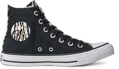 Tênis Converse Chuck Taylor All Star  HI Preto Ct14670001