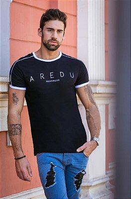 Camiseta T-Shirt Arêdu Concept Preto