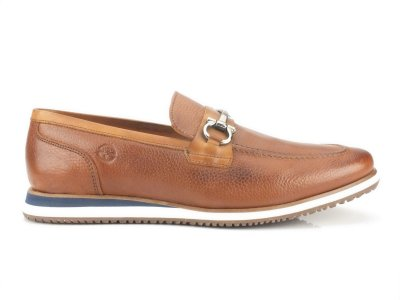 Sapato Loafer Teselli Steve II Floater Whisky KSB04