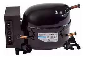 Compressor e unidade eletrônica