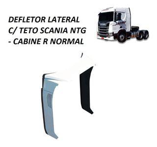 Defletor de Ar Esportivo Novo Scania NTG Cabine P 2018 2019 2020