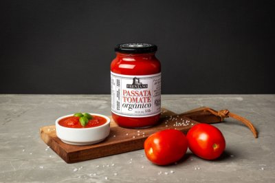 PASSATA Tomate Orgânico