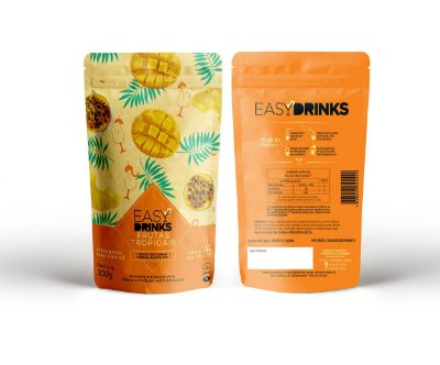 Easy Drinks - Frutas Tropicais