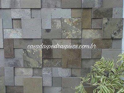 Basalto cinza Vulcano 10x10 , 10x20 e 20x20