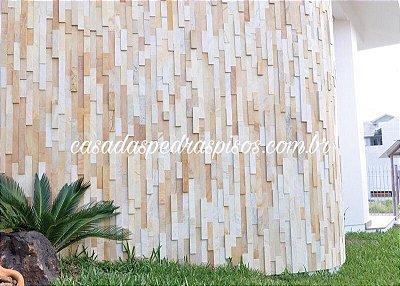 Filete pedra São Tomé amarela 5 cm