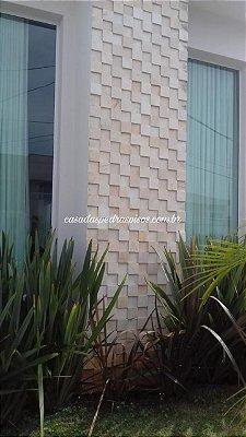 Pedra São Tomé amarela 3D
