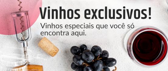 Vinhos exclusivos FKW