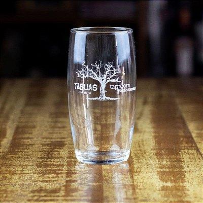 Copo de vidro - half pint