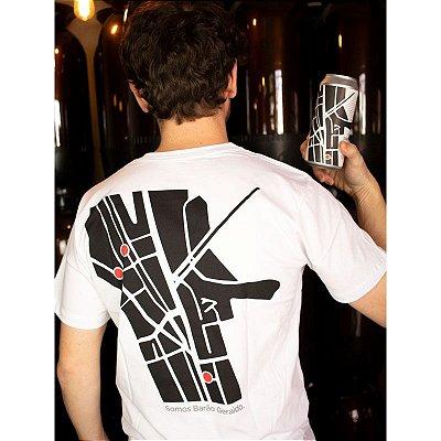 COMBO! Camiseta Cerveja Ciclo Básico + 4 PACK