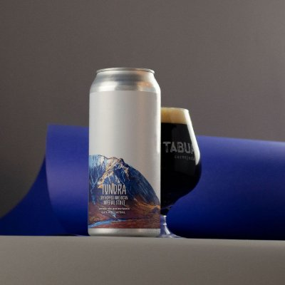 Tundra - Dry Hopped American Imperial Stout com HBC 472