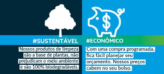 sustentável e econômico