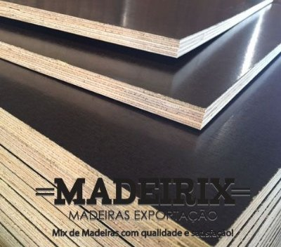 Chapa Certificado Madeirix 2,44 x 1,22 x 18