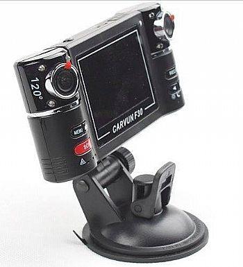 Câmera Filmadora Veicular Hd Dvr Dual Cam Câmera Dupla A Câmera Filmadora Veicular