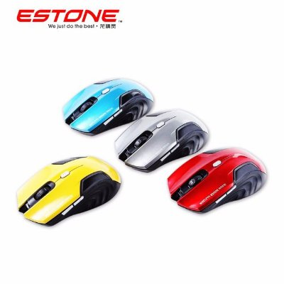 Mouse Gamer Wirelless Stone 2.4g ESTONE