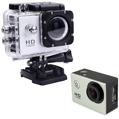 Filmadora Camera Estilo Go Pro Wifi Hd Esporte