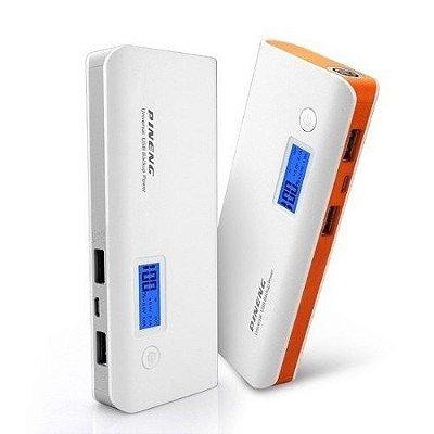 Carregador Portátil Power Bank Para Celular Bateria Externa