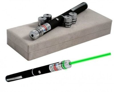 Caneta Laser Pointer Verde Green 5000mw