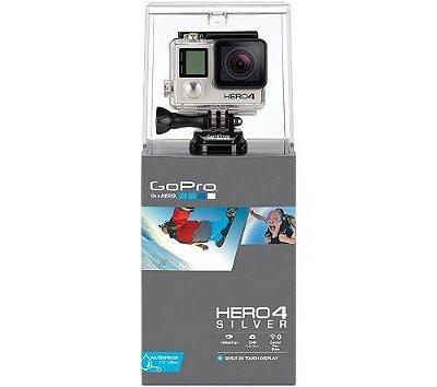 GO PRO HERO 4 SILVER TELA LCD WI-FI