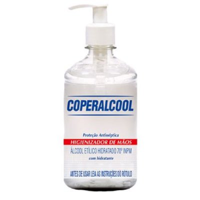ALCOOL 70% ANTI-SEPTICO GEL C/350 GR - COPERALCOOL