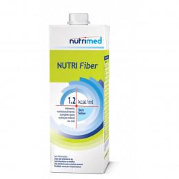 NUTRI FIBER 1.2 SEM SABOR C/1000 ML SIST ABERTO - NUTRIMED